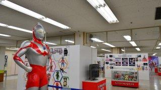 【5/1~6】丸井今井函館店「ウルトラマンフィギュアートフェスタ」