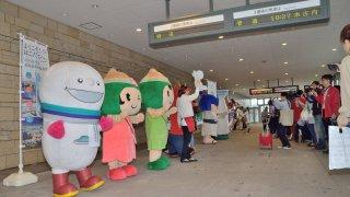 北海道新幹線開業300日前カウントダウンイベント レビュー