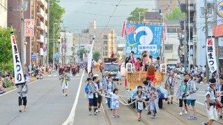 【8/1~5】開港156周年記念函館港まつり(2015函館港まつり)