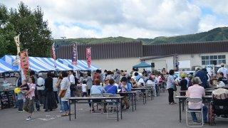 七飯町北海道新幹線カウントダウンイベント レビュー