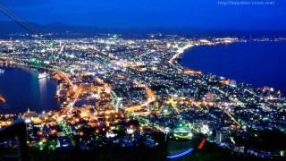 【2019/12/31】函館山ロープウェイ大晦日特別企画(年越し営業)