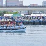 【2017/7/30】函館ペリーボート競漕