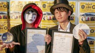 高野太吾さんとGHOSTさんを「プラチナパフォーマー」に認定しました