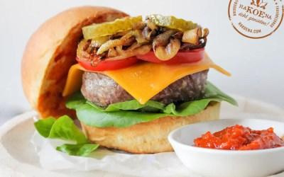 Hamburger x haKOEna