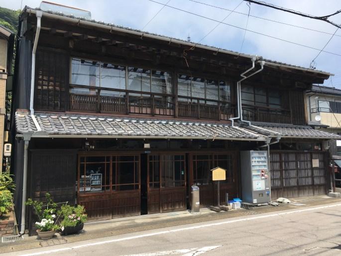 Izumiya Kanbara Post Town