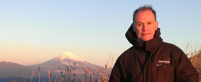 Local forester and historian Tony Everitt