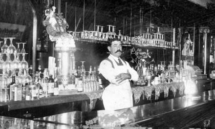 Bartenderens vuggesang