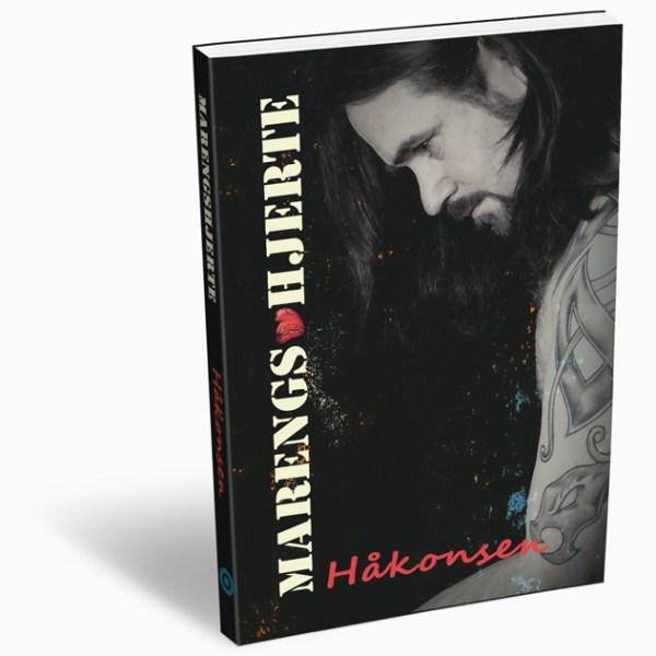 Marengshjerte diktbok av Håkonsen
