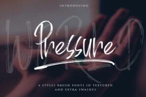 World Pressure / 4 Brush Styles