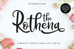 The Rothena Script with extra quotes