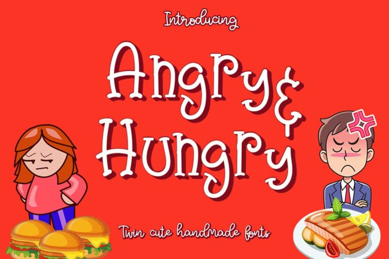Preview image of Angry & Hungry