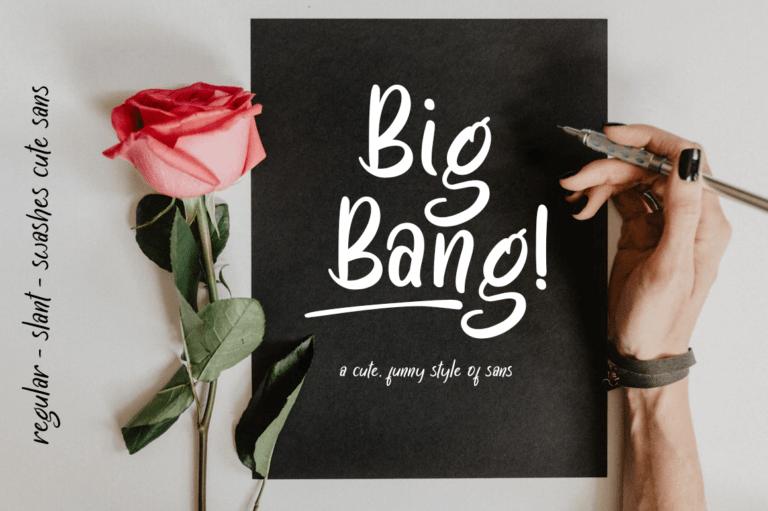 Preview image of Big Bang