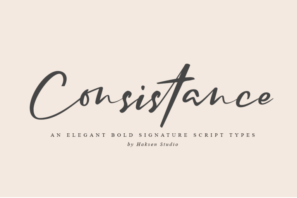 Consistance