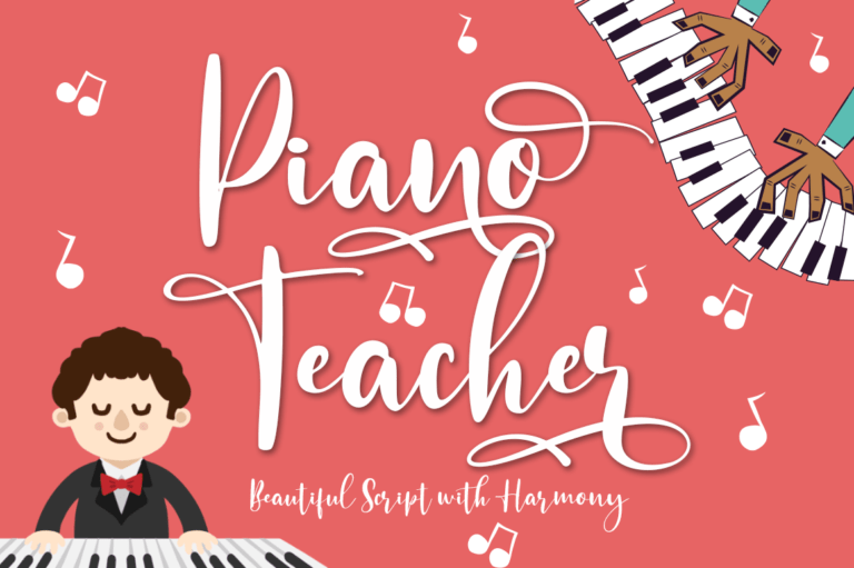 Preview image of Piano Teacher