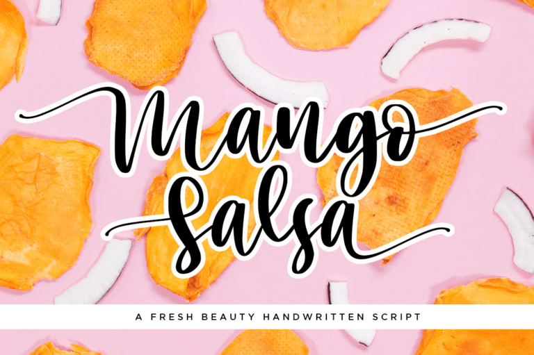 Preview image of Mango Salsa