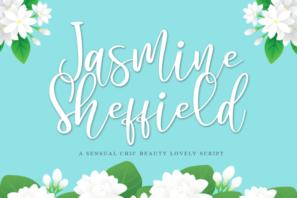 Jasmine Sheffield a Chic Sensual Script