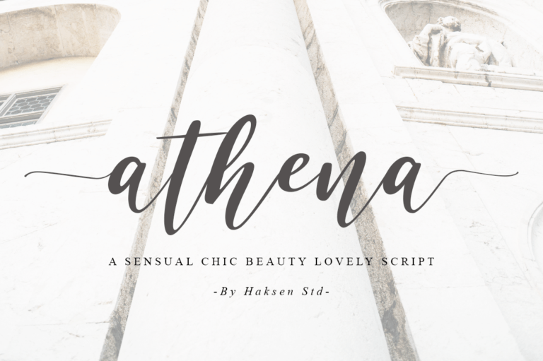Preview image of Athena a Sensual Chic Beauty Script