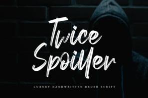 Twice Spoiller