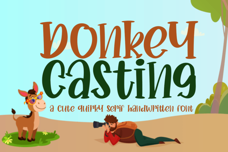 Preview image of Donkey Casting