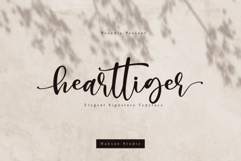 Preview image of Hearttiger
