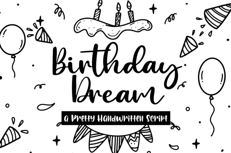 Preview image of Birthday Dream