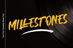 MILLESTONES