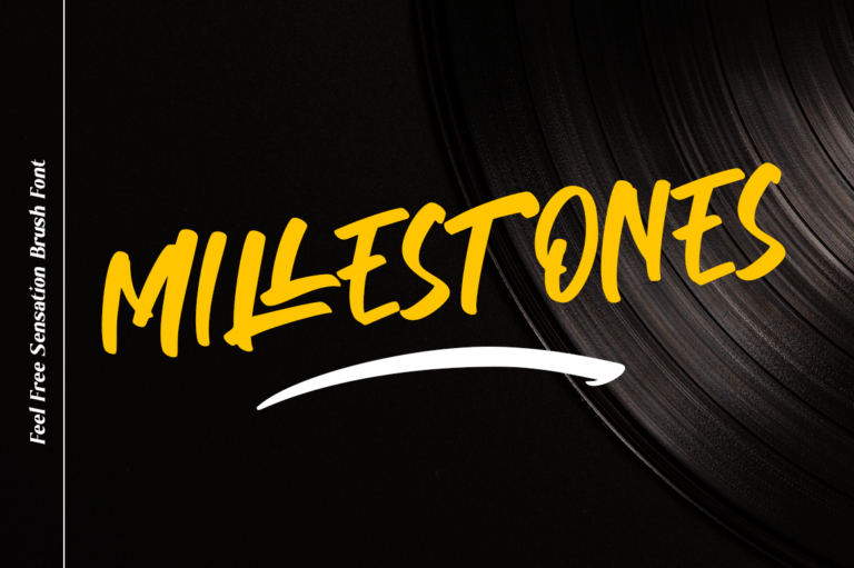 Preview image of MILLESTONES