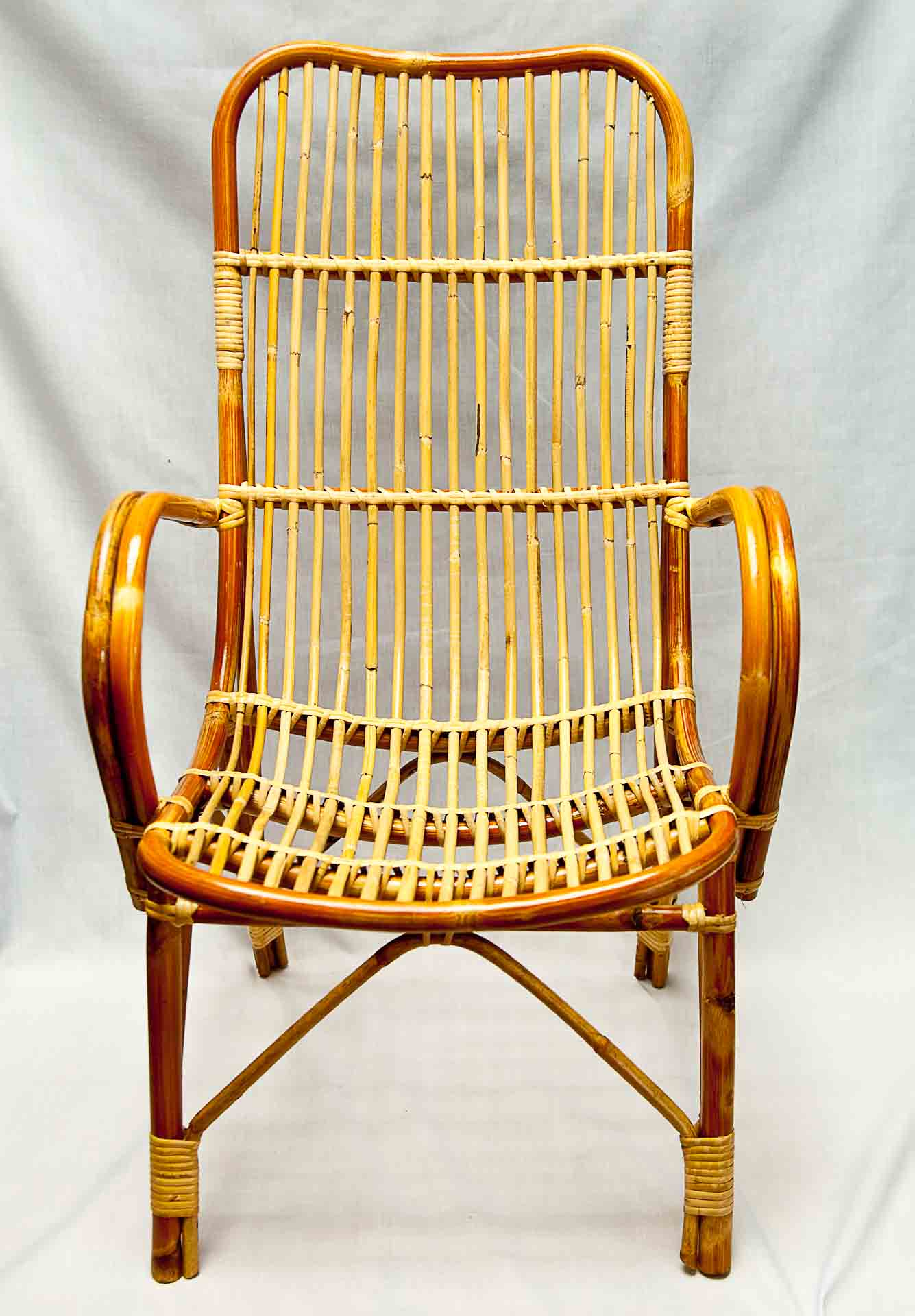 rattan arm chair louis dining accessories hak sheng and co
