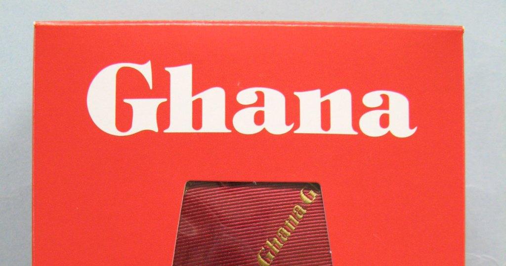 ガーナへ行こう!