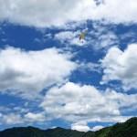 生坂スカイスポーツ公園に移動しのフライトでした。 2018/06/13