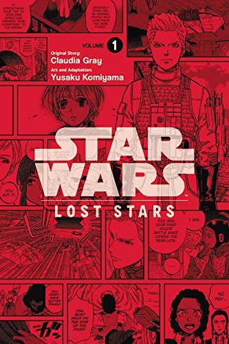 Star Wars Lost Stars Manga
