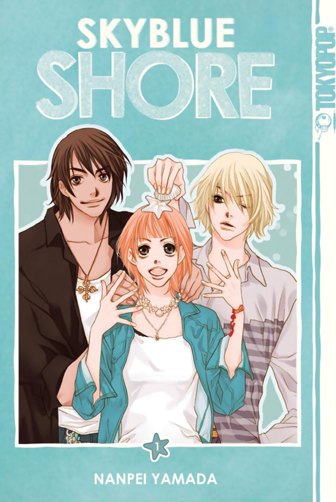 Skyblue Shore manga