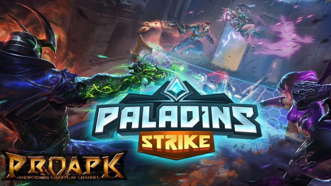 Paladins Strike Hack 2019 - Online Cheat For Unlimited Crystals