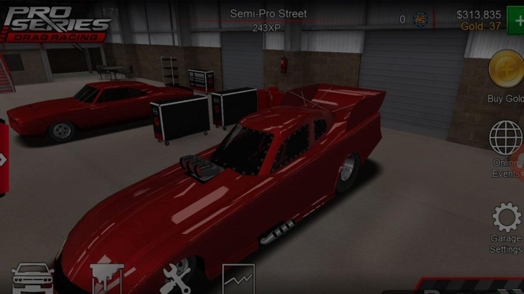 Pro Series Drag Racing Hack 2019 - Online Cheat For Unlimited Gold