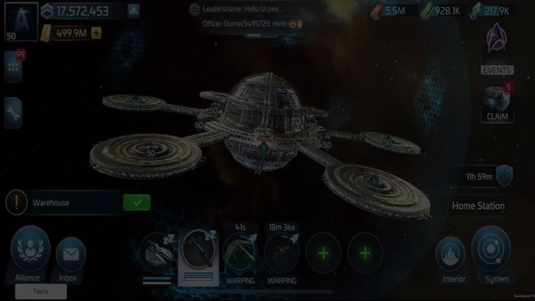 Star Trek Fleet Command Hack 2019 - Online Cheat For Unlimited Latinum