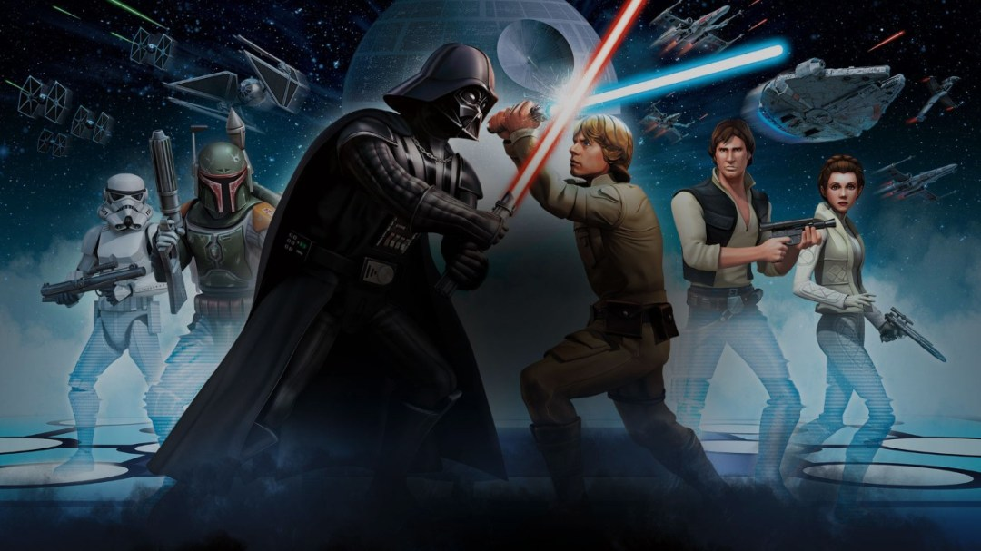 Star Wars Galaxy of Heroes Hack 2019 - Online Cheat For Unlimited Crystals and Credits