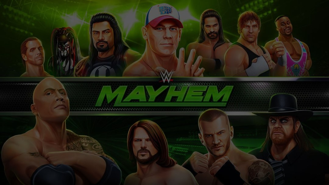 WWE Mayhem Hack 2019 - Online Cheat For Unlimited Cash and Gold