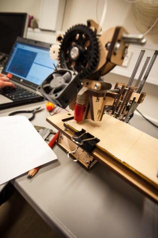 3D-printer kalibrering