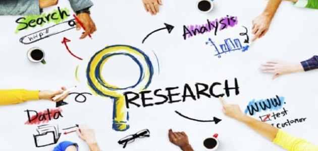 ما هي خطوات كتابة البحث العلمي