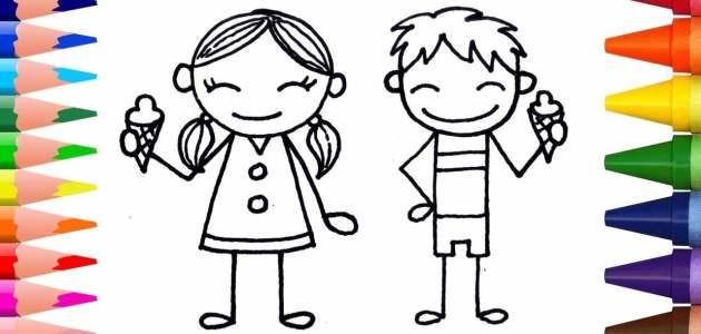 أفكار لتعليم الرسم للأطفال خطوة بخطوة ونصائح هامة عند تعليم طفلك الرسم