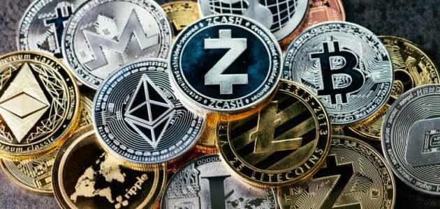 العملات الرقمية وأشهر انواعها البيتكوين لايتكوين الاثيريوم