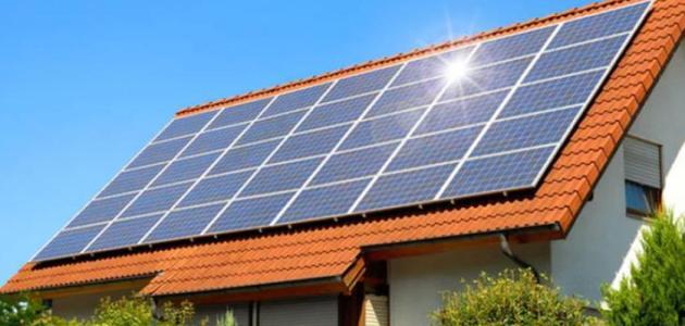 استخدام الطاقة الشمسية في المنازل 2021