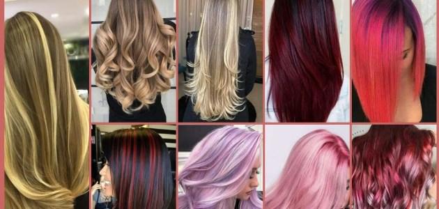 صبغات الشعر فوائدها وأضرارها وبعض الخلطات الطبيعية لتغير لون الشعر