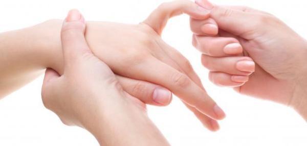 علاج تنميل اليدين