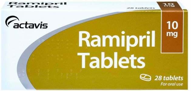 دواء الراميبريل Ramipril .. تعرف على خافض الضغط الراميبريل
