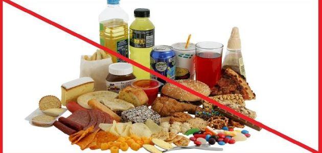 الأطعمة التي تسبب التهاب المرارة