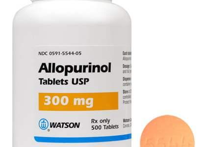 دواء الالوبورينول Allopurinol