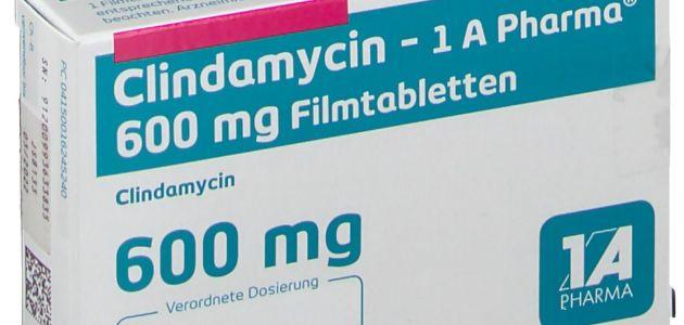 دواء الكليندامايسين Clindamycin … استخداماته والجرعات المناسبة منه