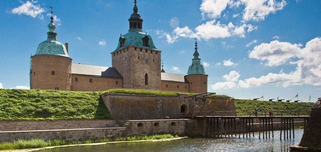مدينة كالمار Kalmar أبرز المعالم السياحية