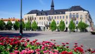 مدينة فاربورغ Varberg